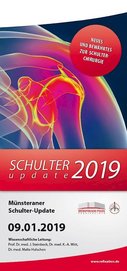 Münsteraner Schulter Update 2019