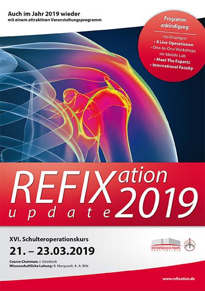 Refixation Update 2019