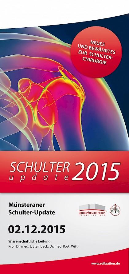 Münsteraner Schulter Update 2015